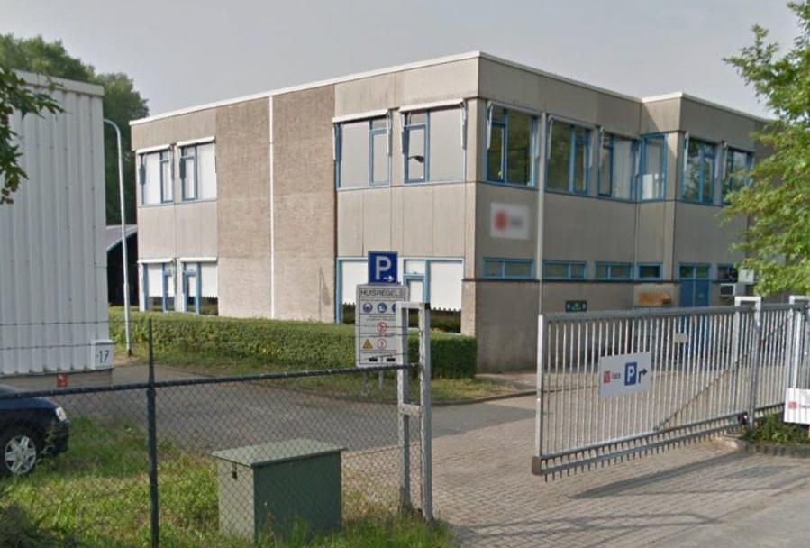 Spoordijk 17 Utrecht ingang